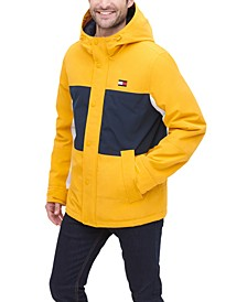 Men's Arctic Cloth Colorblocked Yachting Jacket