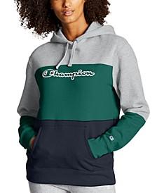 Women's Powerblend Colorblocked Hoodie
