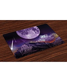 Mystic Place Mats, Set of 4