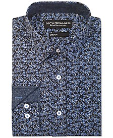 Men's Modern-Fit Aztec Diamond Shirt