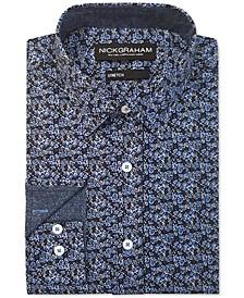 Men's Modern-Fit Aztec Diamond Shirt
