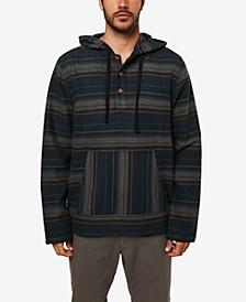Men's Baja Flannel Poncho
