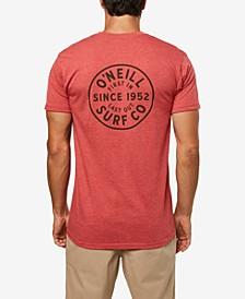 Men's Brand Short Sleeve Tee