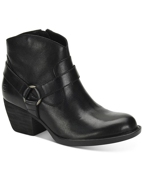 Born Carmel Harness Booties & Reviews Shoes Macy's