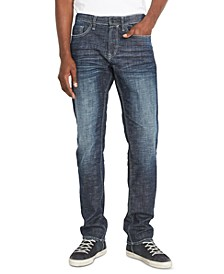 Men's Indigo BRONCO-X Jeans
