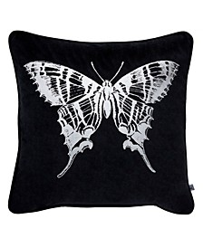 Gothis Butterfly Pillow