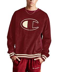 Men's C-Life Corduroy Sweatshirt