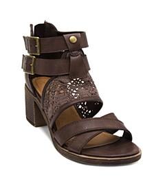 Heyney Block Heel Sandals