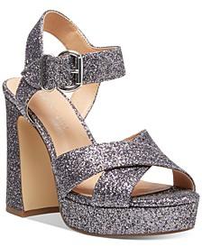 Cherre Platform Sandals