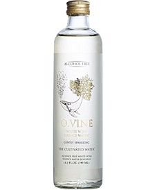 White Gently Sparkling Wine Essence Water