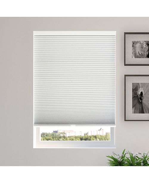 "Chicology Standard Cellular Shades, Blackout Window Blind, 24"" W x 64"" H"