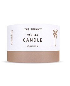 Coconut Oil Beeswax Candle - Vanilla Blossom