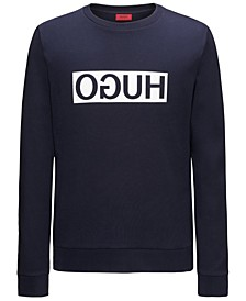 Men's Reverse Logo Sweatshirt