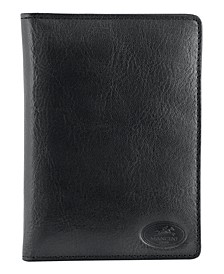 Equestrian2 Collection RFID Secure Deluxe Passport Wallet