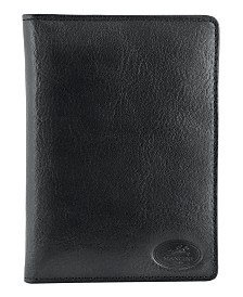 Mancini Equestrian2 Collection RFID Secure Deluxe Passport Wallet