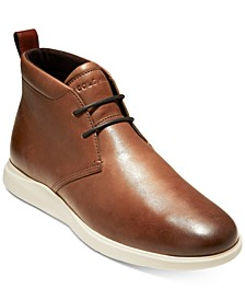 Men's Grand Plus Essex Wedge Chukka Boots