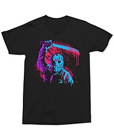 Jason Neon Men's Graphic T-Shirt