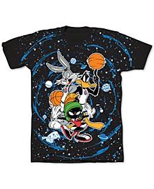 Space Jam Men's Graphic T-Shirt