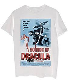 Horror Of Dracula Men's Graphic T-Shirt