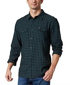 Men's Regular-Fit Check Shirt