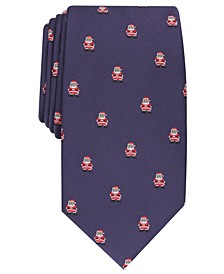 Men's Classic Santa Neat Tie, Created For Macy's
