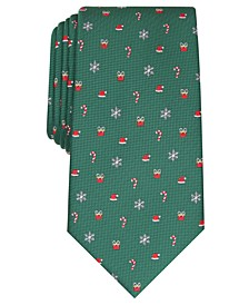 Men's Classic Holiday Tie, Created For Macy's