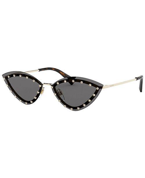 Valentino Sunglasses, VA2033 62