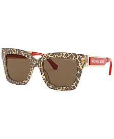 Sunglasses, MK2102 54 BERKSHIRES