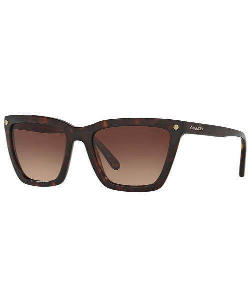 COACH Sunglasses, HC8191 56 L1612