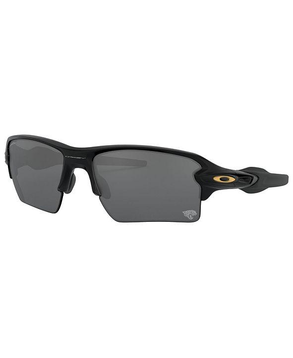 Oakley NFL Collection Sunglasses, Jacksonville Jaguars OO9188 59 FLAK 2.0 XL