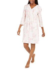 Women's Cottonessa Knit Short Nightgown