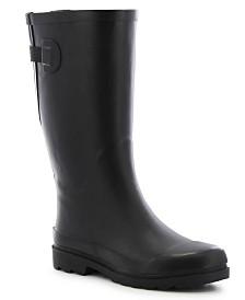 Western Chief Women's Wide-Calf Rubber Rain Boots