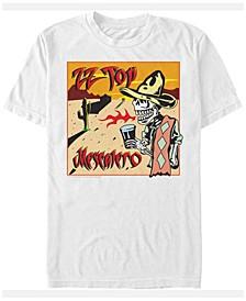 ZZ Top Mescalero Album Cover Artwork Short Sleeve T-Shirt