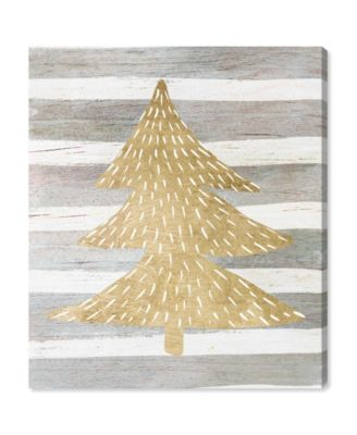 Gold Tree Canvas Art, 30