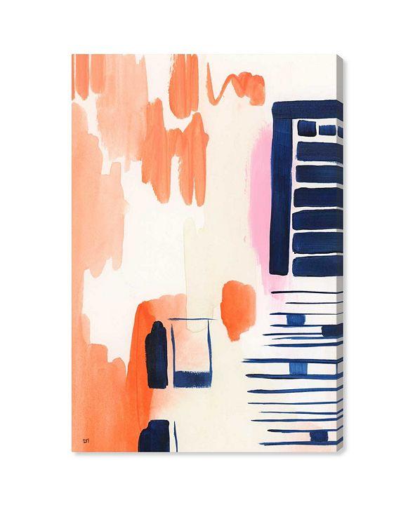 """Oliver Gal Escalera Canvas Art, 24"""" x 36"""""""