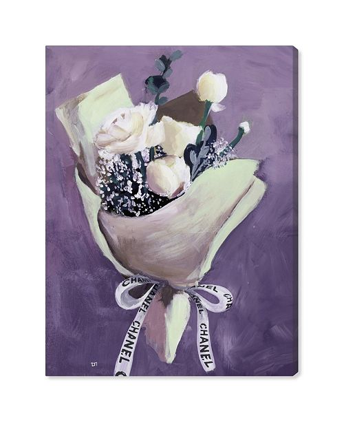 """Oliver Gal Delivery These Canvas Art, 20"""" x 24"""""""