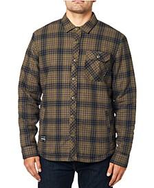 Men's Mamma Tried Sherpa Flannel Shirt