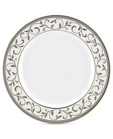 Opal Innocence Silver Appetizer Plate