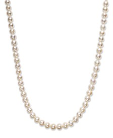 "Pearl Necklace, 36"" Cultured Freshwater Pearl Endless Strand (8-1/2mm)"