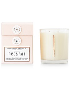 Rose & Palo Candle, 13.5-oz.