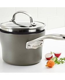 Allure Hard-Anodized Nonstick 2-Qt. Saucepan