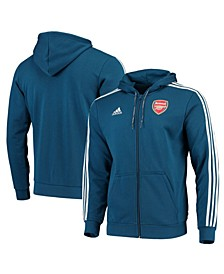 Men's Arsenal FC Club Team Full-Zip Hoodie