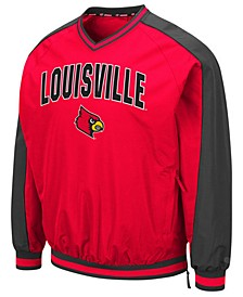 Men's Louisville Cardinals Duffman Windbreaker Jacket