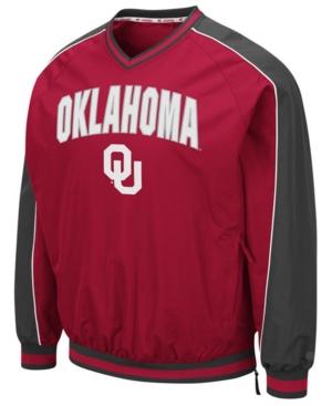 Men's Oklahoma Sooners Duffman Windbreaker Jacket