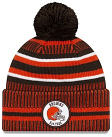 Cleveland Browns Home Sport Knit Hat