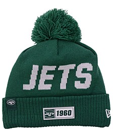 New York Jets Road Sport Knit Hat