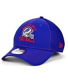 Buffalo Bills Vintage Helmet Neo 39THIRTY Cap