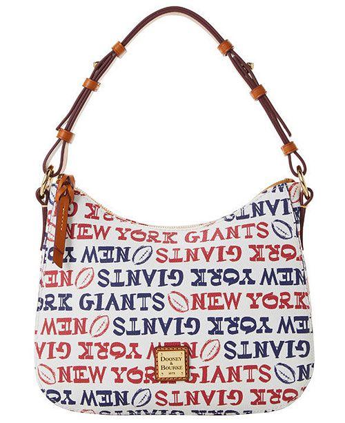 Dooney & Bourke New York Giants Doodle Small Kiley Hobo