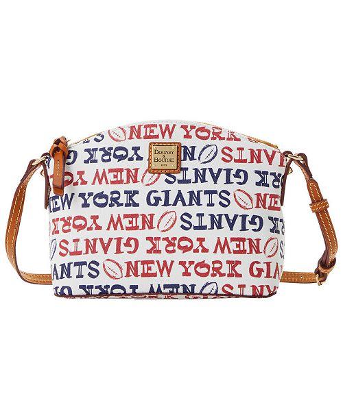 Dooney & Bourke New York Giants Doodle Suki Crossbody