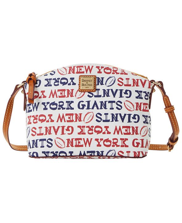 Dooney & Bourke New York Giants Doodle Suki Crossbody